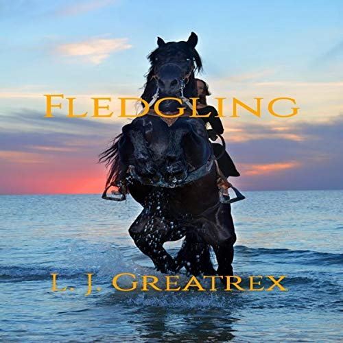 Fledgling Audiobook By L.J. Greatrex cover art