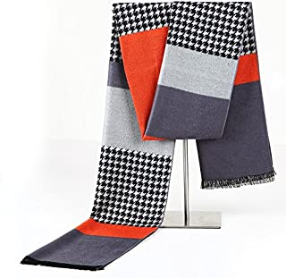 Scarves for men Refined GiftGifts Parties for Men Autumn Winter Jackanapes, Men Winter Cashmere Scarf Wool Scarves Scarf (...