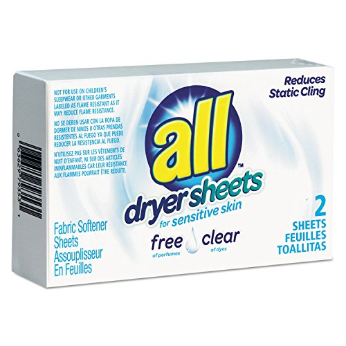 100 dryer sheets - 7