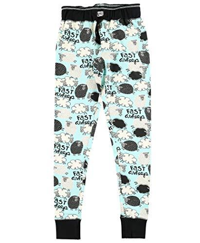 Fast Asheep Women's Legging Pajama Leggings Bottom by LazyOne   Pajama Bottom for Women (Medium)