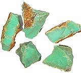 ALCHIMIA - Minerale pietra naturale grezza Crisoprasio cm.4,5 - 5,5 cristalloterapia