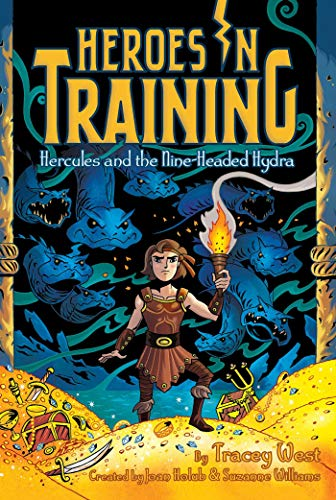 Hercules and the Nine-Headed Hydra (Heroes in Training Book 16) - Kindle edition by West, Tracey, Phillips, Craig. Children Kindle eBooks @ Amazon.com.