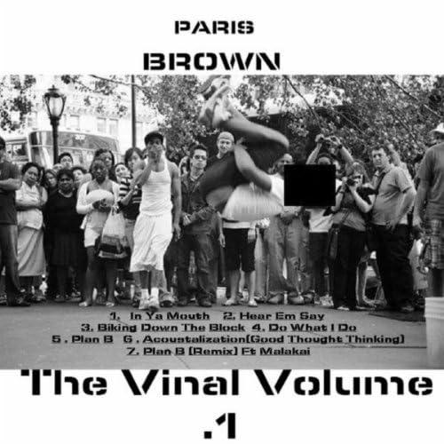 Paris Brown