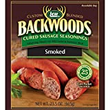 LEM Backwoods Cured Sausage Seasoning with Cure Packet, Smoked Sausage