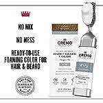 Cremo No Mix No Mess Hair and Beard Color, Light Brown, 2.7 Fl Oz 4