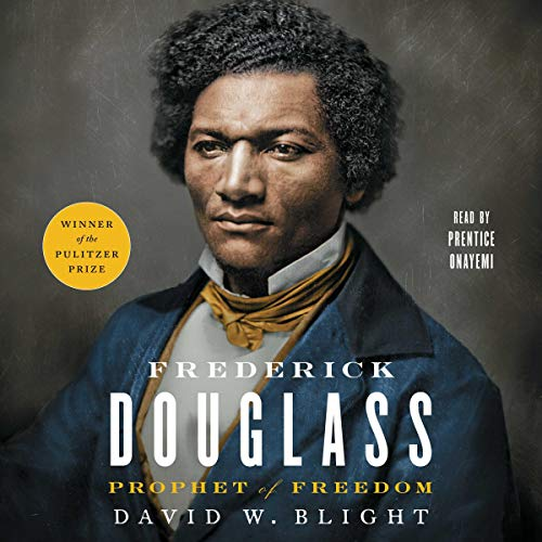 Frederick Douglass cover art