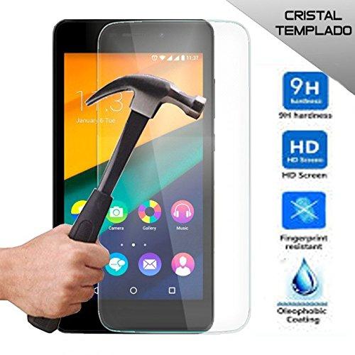 Todobarato24h 1 Protector Cristal Templado WIKO Pulp Fab 4G