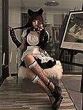 YUNCHENG Lolita Falda Sense Sense Sense Niche 2021 Nuevo Verano Pequeño Vestido de reducción de Edad Dulce (Size : Large)