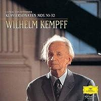 Beethoven: Klaviersonaten No30.31.32 by Wilhelm Kempff (2008-12-03)