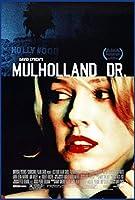 マルホランド博士DRIVE2001クラシック映画のポスターと版画アートポスターキャンバス絵画家の装飾キャンバス壁アート50x75cmフレームなし