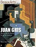 Juan Gris - Rimes de la forme et de la couleur