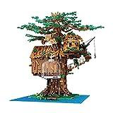 Sungvool Novatown - Kit de construcción de construcción de casa de árbol para adolescentes y adultos (3958 piezas)