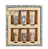 Morris & Co - Juego de cuidado de manos para biblioteca de impresiones (6 x 30 ml), crema de manos