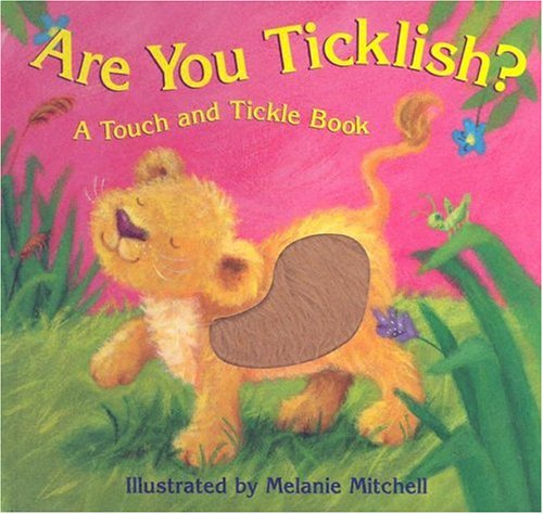 Are You Ticklish? (A Touch and Tickle Book)