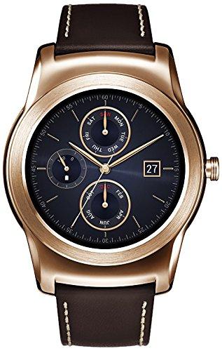 LG W150: Watch Urbane - Smartwatch Gold