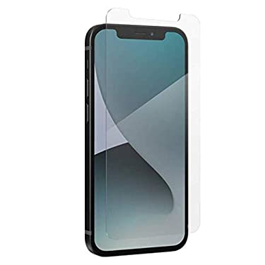 ZAGG InvisibleShield Glass Elite Plus Screen Protector - Made for iPhone 12 Pro Max - Case Friendly Screen - Impact & Scratch Protection, clear (200106657)