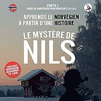 Le mystère de Nils. Partie 1 - Cours de norvégien pour débutants (A1/A2). Apprends le norvégien à partir d'une histoire.