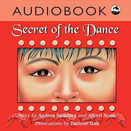 Secret of the Dance audiobook cover art