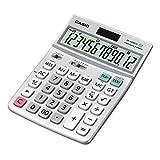 Casio DF-120ECO - Calculadora básica, plateado