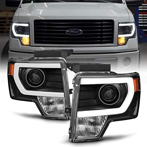 ACANII - For 2009-2014 Ford F150 Pickup Black Housing Raptor Style LED Tube...