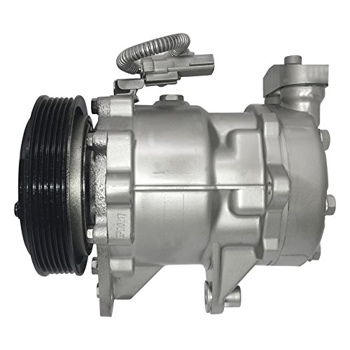 RYC Remanufactured AC Compressor and A/C Clutch GG558