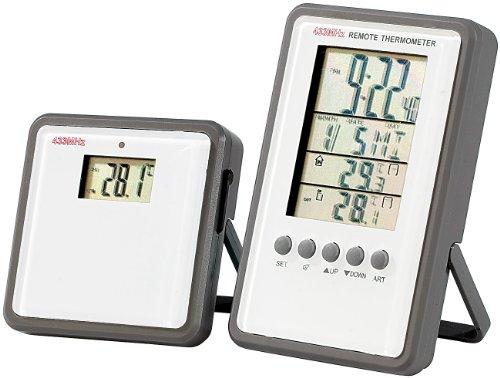 FreeTec Funk-Wetterstation inkl. digitalem Außensensor