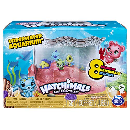The Mermal magic aquarium is a new toy for girls ages 6 to 8
