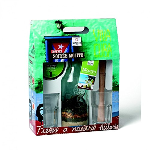 Quai Sud - Coffret valisette Soirée Mojito