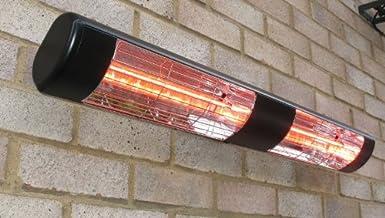 Heatlight Heating Solutions - Estufa de infrarrojos (aluminio, para exterior)