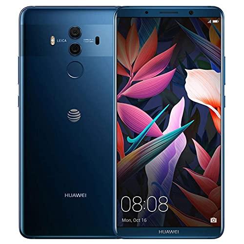 Huawei Mate 10 Pro 6GB 128GB Smartphone Android Libre Cámara Leica Logo AT&T - Color Azul