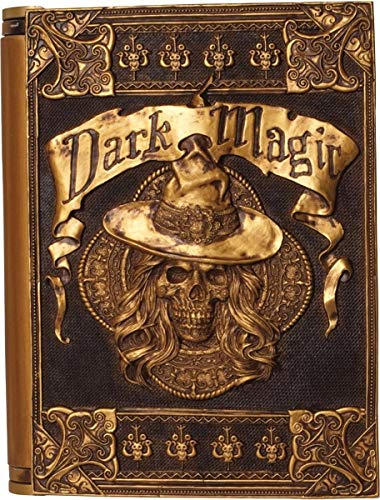 Dark Magic Book Best Motion Sensor Halloween Decoration