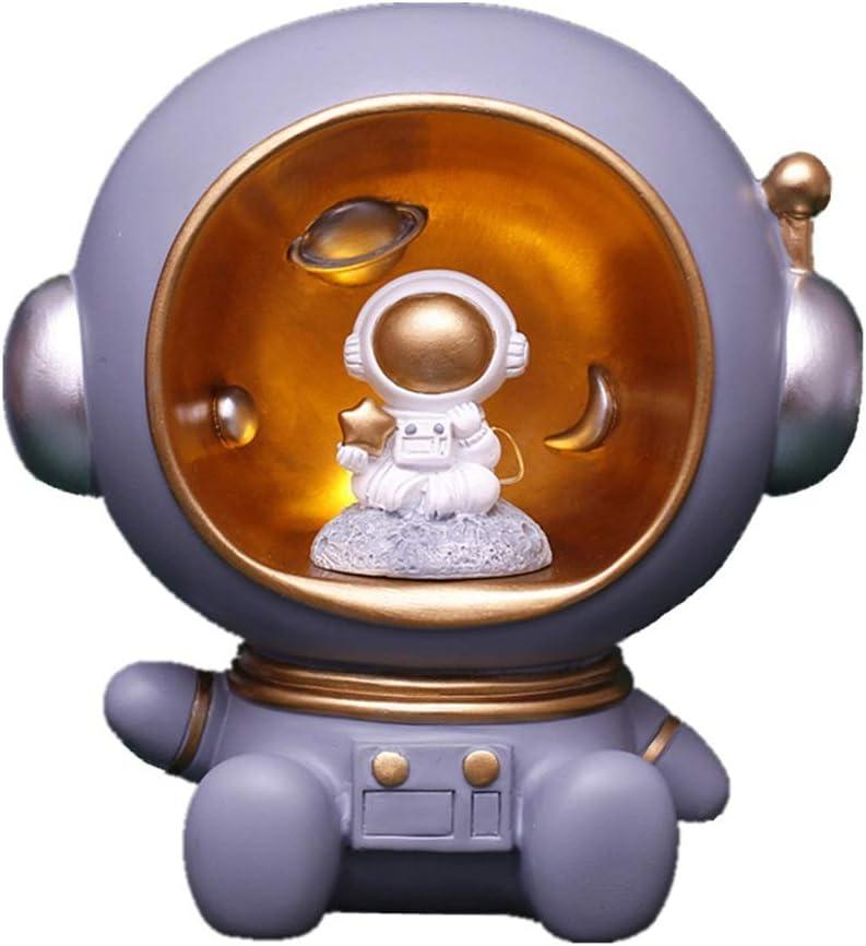 Piggy Bank Max 51% Sale item OFF Astronaut Money Creative Resin B Coin