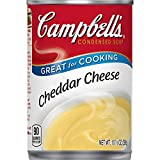 Campbell's Condensed Cheddar Cheese Soup, 10.5 oz. Can (Pack of 12)