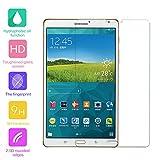Verre Trempé Film Protection écran pour Samsung Galaxy Tab S 8.4 pouce SM-T700 Tablette - Aohro...