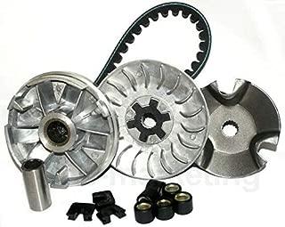 Motodak Joue Fixe Scooter ventile Top Perf Type Origine + Etoile Compatible avec booster//nitro//sr50//f12