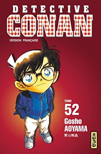 Détective Conan - Tome 52