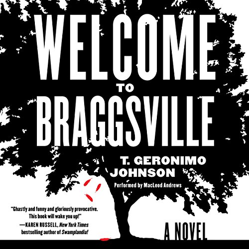 Welcome to Braggsville audiobook cover art