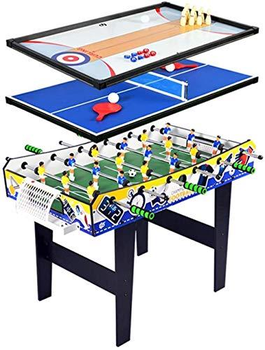 Tavolo Air Hockey mini tavolo pool CALCIO IN FAMIGLIA GIOCHI GIOCATTOLO REGALO