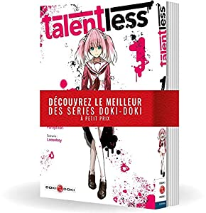 Talentless Pack découverte Tomes 1 & 2