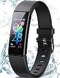 Winisok Fitness Armband mit Blutdruckmessung Pulsmesser, GPS Fitness Tracker Uhr Wasserdicht IP68...