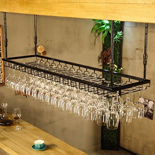 Wine rack Botelleros - Soporte de Vaso de Vino Creativo de Hierro...