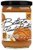 Pack of 2, Better'n Peanut Butter,Peanut Spread Original Low Fat and Gluten Free, 16ounces