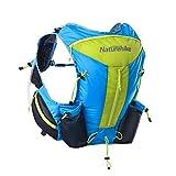 [ ネイチャーハイク ] Naturehike ランニング用 リュック 12L マラソン バックパック Mountaineering Backpacks NH Cross-Country Running Backpack NH70B067-B シーブルー Sea Blue リュックサック アウトドア 正規販売店