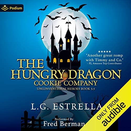 The Hungry Dragon Cookie Company cover art