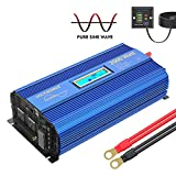 Best Pure Sine Wave Inverters - Pure Sine Wave Power Inverter 2000Watt car Converter Review
