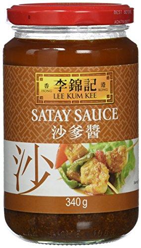 Lee Kum Kee Sataysauce, 3er Pack (3 x 340 ml)