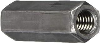 Coupling Nut,3//8-16,Gr 8,Zn Chromate,PK2 205821BG