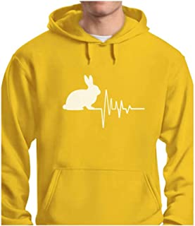 Tstars - Gift for Bunny/Rabbit Lovers for Easter Hoodie