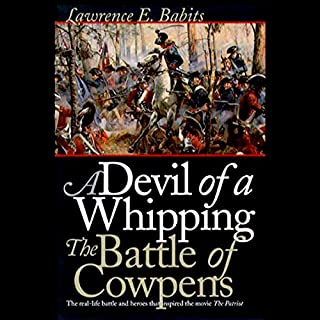 Devil of a Whipping cover art