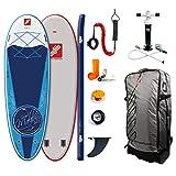 Grandtoursports*com Stand Up Paddle Board 140 x 442 x 20 cm 950 l hasta 600 kg, tabla de surf hinchable GTS Grand Malibu 14.5 incluye set de accesorios
